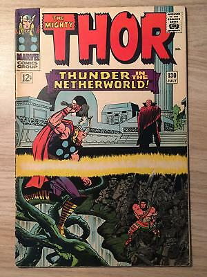 Thor, The Mighty #130 1966