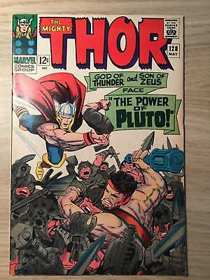 Thor, The Mighty #128 1966