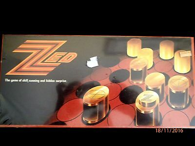~Zed Game - Vintage - Brand New & Sealed - Skill, Cunning & Surprise~