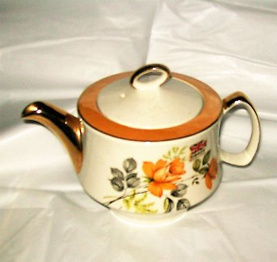 Vintage Gibson teapot Vintage china teapot made in  England 4 cup clearance