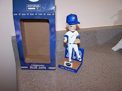 Toronto Blue Jays #2 TROY TULOWITZKI bobblehead- new in box