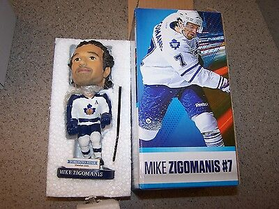Ahl Toronto Marlies Mike Zigomanis Ceramic Bobblehead