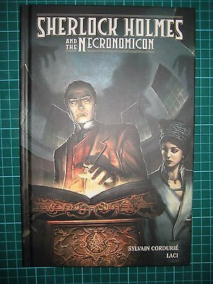 Sherlock Holmes and the Necronomicon