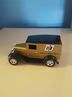 1931 Ford Hurst Panel Die Cast coin bank