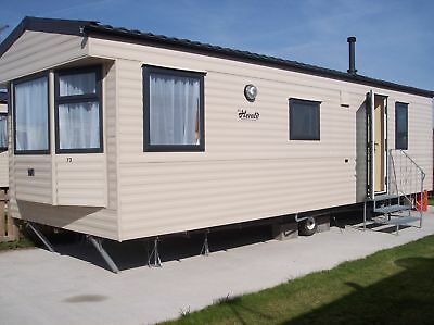Cheap Caravan Holiday To Let/hire Holiday Resort Unity Brean Sands Somerset
