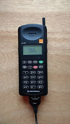 Motorola MR30 complete with original charger
