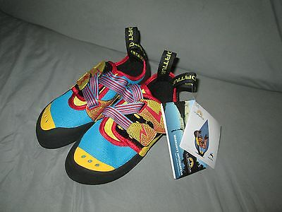 La Sportiva OxyGym US MENS 4.5 Euro 36 climbing bouldering sport gym shoes NEW