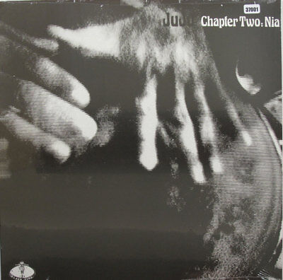 JU JU LP, CHAPTER TWO: NIA (STRATA EAST US Issue NM/NM)