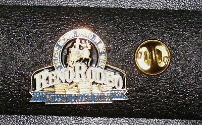 Reno Rodeo Pin - 1919 -1997 The Million Dollar Rodeo