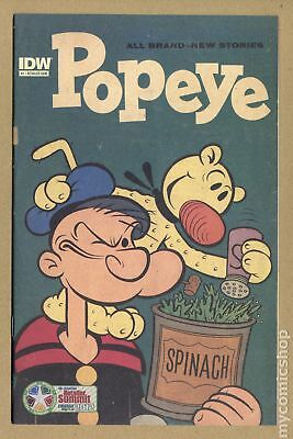 Popeye (2012 IDW) #1SUMMIT NM 9.4