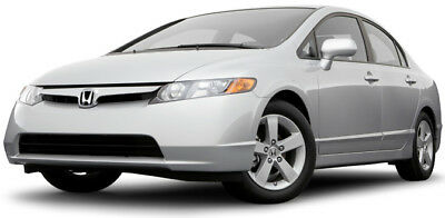 Manuale Officina Honda Civic My 2006 - 2008 Workshop Manual Service Email
