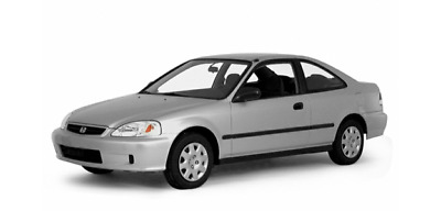 Manuale Officina Honda Civic My 1996 - 2000 Workshop Manual Service Email