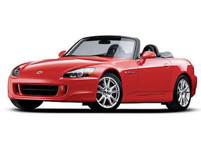 Manuale Officina Honda S 2000 My 2000 - 2003 Workshop Manual Service Email