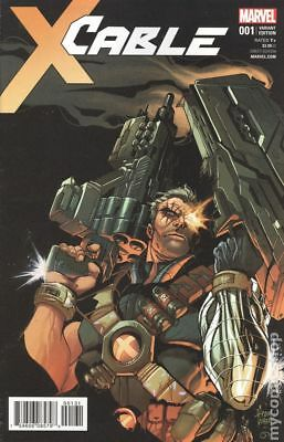 Cable (2017) #1B VF 8.0