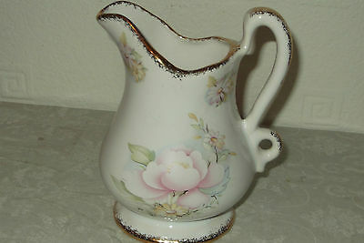Vintage Shabby Chic Old Court Pottery Milk Jug  For Tea Parties & Tea Rooms