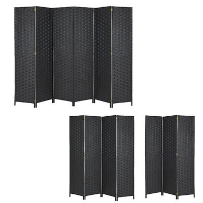 Room Divider Screen Folding Partition Wall Panel Privacy Furniture Separator UK