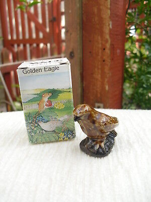 """Lovely Wade Whimsie Land """"Golden Eagle boxed."""
