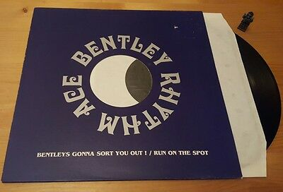 "Bentley Rythym Ace - Bentley's Gonna Sort You Out 12"" vinyl single big beat"
