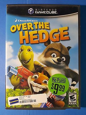 Over the Hedge (GameCube) CASE ONLY