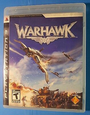 Warhawk (PS3) CASE ONLY