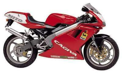 Manuale Officina Cagiva Mito My 1991 - 1994 Workshop Manual Service Email