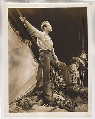 Vintage Photograph - Ralph Bellamy - Destination Unknown - Universal