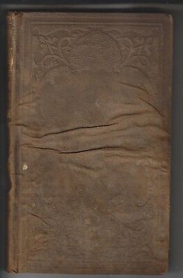 Circa 1840 Book - Connecticut Blue Laws - Code Of 1650 - S. Andrus And Son