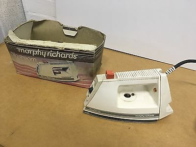 Vintage Morphs Richards Iron Retro