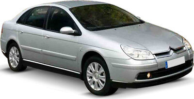 Manuale Officina Citroen C5 Ii Serie My 2003  2008 Workshop Manual Service Email