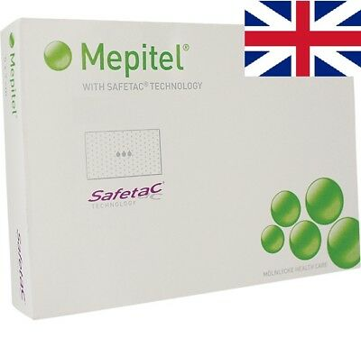 Mepitel Silicone Wound Contact Layer | All Sizes | TRUSTED UK SUPPLIER