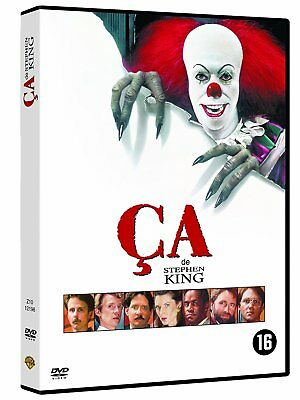 DVD CA -Stephen KING - Dennis CHRISTOPHER - Tommy Lee WALLACE