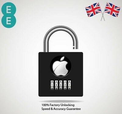 EE UK Unlocking(Clean&6 Months Old)-All IPhone,4,4s,5,5c,5s,5SE,6,6+,6s,6s+,7,7+
