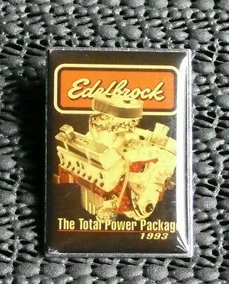 Edelbrock Pin - The Total Power Package 1993