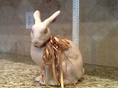 Rabbit Figurine-French Country