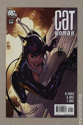 Catwoman (2002 3rd Series) #80 VF- 7.5