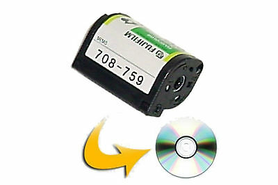APS Negative Transfer Scanning to Photo CD 15mb Image size files