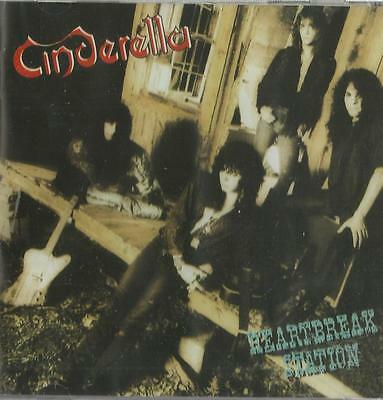 Cinderella - Heartbreak Station ( CD 2012 ) NEW / SEALED