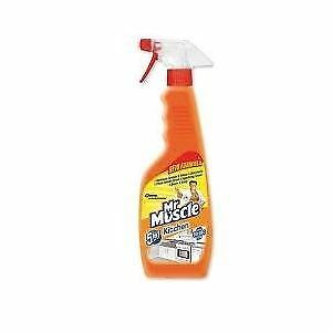 Mr Muscle Kitchen Cleaner 5 In 1 500ml