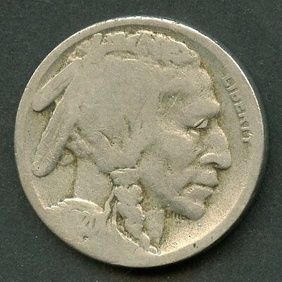 United States 1920-S  Buffalo Nickel You Do The Grading Have Fun Bidding
