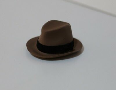 FUNTOYS fedora hat Bfor clark kent Christopher Reeve Superman 1978 1/6 HEAD ONLY