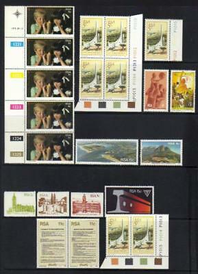 South Africa Mnh Selection