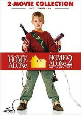 Home Alone 2 Movie Collection - DVD Region 1 Free Shipping!