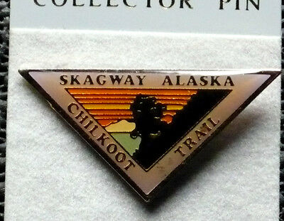 Alaska Pin - Skagway Chilkoot Trail