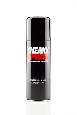 Sneaky Spray shoe protector - protect your sneakers, trainers, shoes and creps