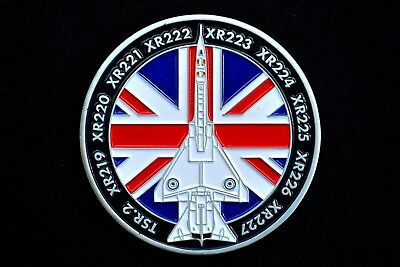 BAC TSR2 Boxed Commemorative Coin