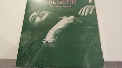 THE SMITHS  the queen is dead  1ST ISRAEL ISRAELI NM LP