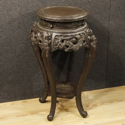 Side table Chinese furniture living room wood antique style antiques 900
