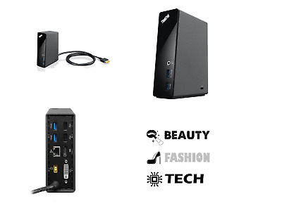 Lenovo Docking Station Type 4337 X220 T520 T410 T420 T510 T430  Series 3 Dock