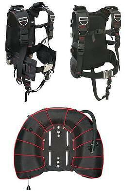 Red Hat Diving. Maximus tech 90 wing package.  New