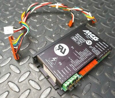 MCG Branded PWM Brushless Servo Amplifier BMC7D with Wire Harness